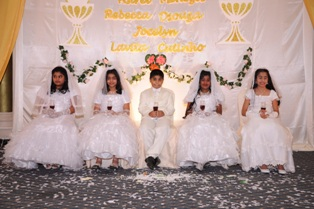 KCWA First Holy Communion Party – 13th May 2011