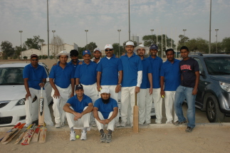 KCWA Cricket Cup 2010 – 19th November 2010