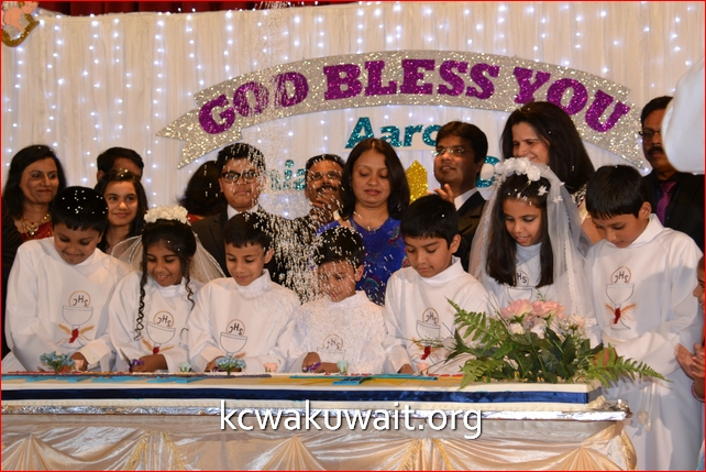 KCWA First Holy Communion Party