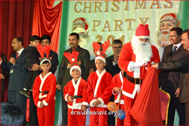 KCWA Christmas Party 2014