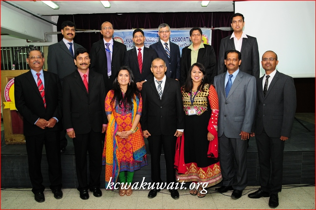 KCWA Elections 2015