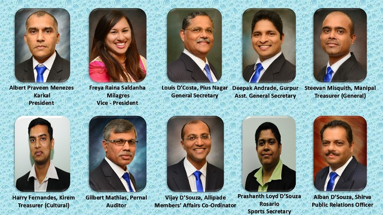KCWA Committee:2015-2017