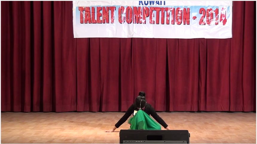 Talent Competition 2014 – Clip 1