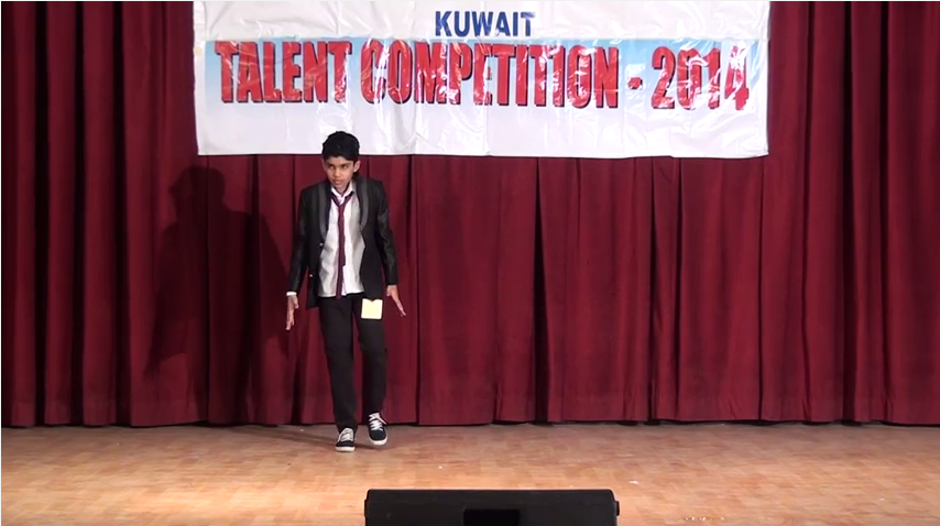 Talent Competition 2014 – Clip 3