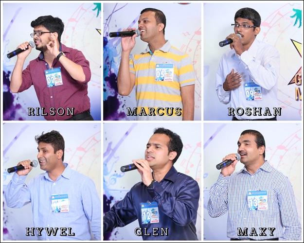 GVOM:12 SINGERS QUALIFY FOR GVOM5 SEMIFINALS