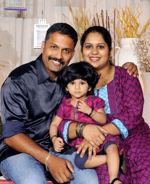 vinay_family