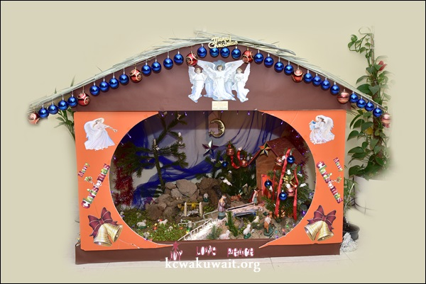 KCWA Christmas Crib & Star Competition: Winners