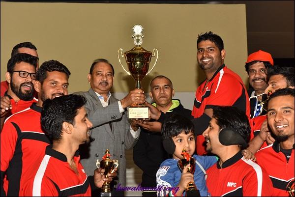 Cricket Cup 2017