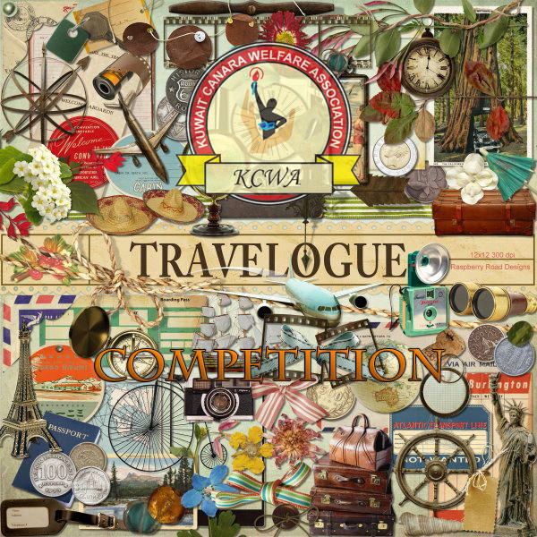 travelogue for kids